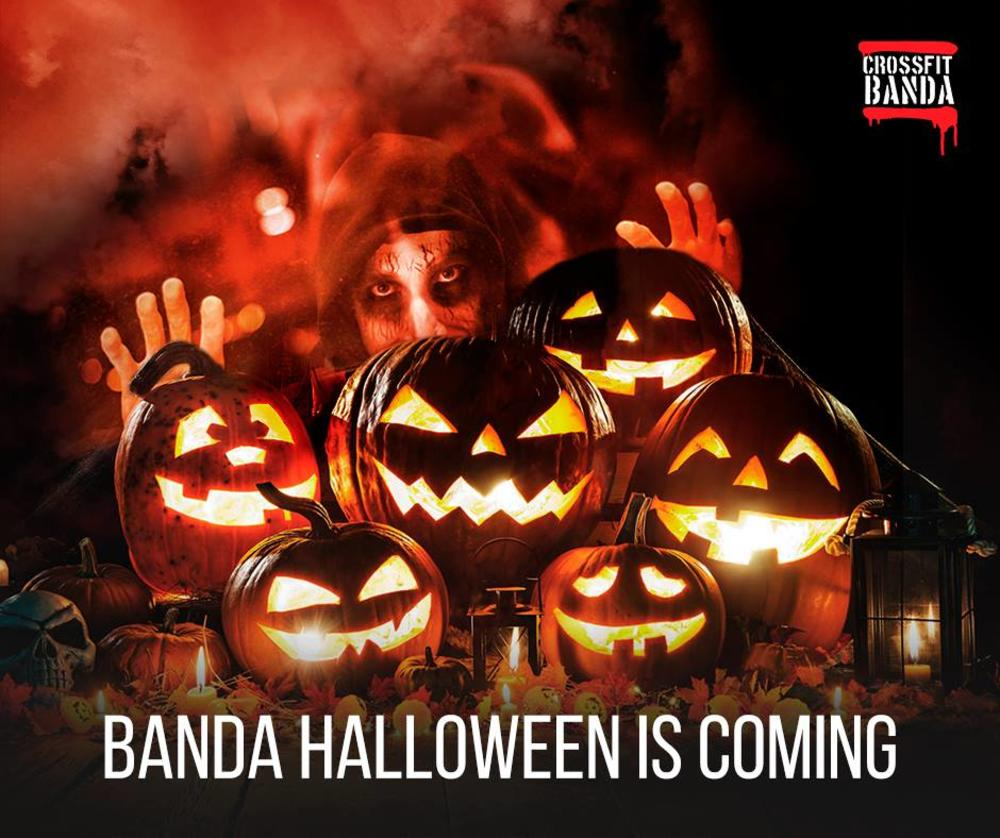 Banda Halloween is coming...